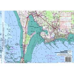 Carte de Baie de Plouharnel