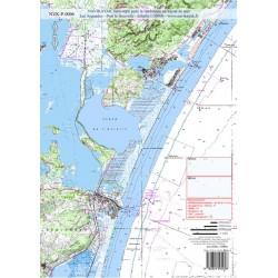 Carte de Port la Nouvelle