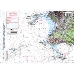 Carte de Ile de Planier
