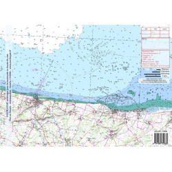 Carte de Arromanches