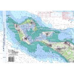 Carte de Ile de Ré