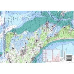 Carte de Ile d'Oléron