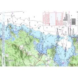Carte de Ile de Pinarellu