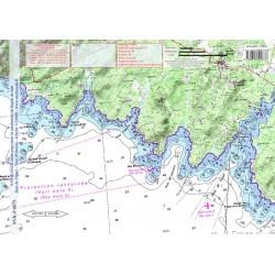 Carte de Baie de Figari