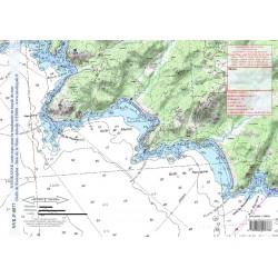 Carte de Baie de la Vena