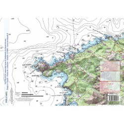 Carte de Cap Rossu
