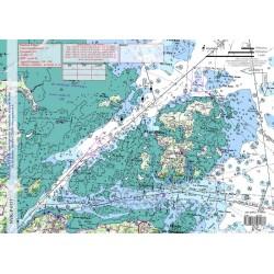 Carte de l'ile de Brehat