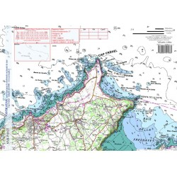 Carte de Cap Fréhel