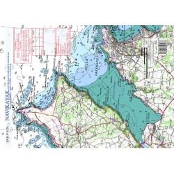 Carte de Baie de la Fresnay