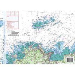 Carte de Les Sept Iles