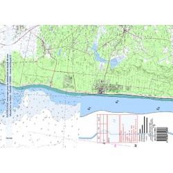 Carte de Montalivet les Bains