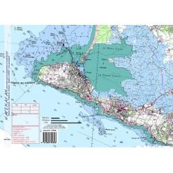 Carte de Pointe de la Vicherie
