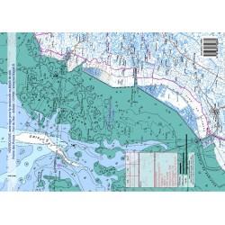 Carte de Port du Bec