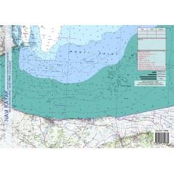 Carte de Baie du Mont Saint...