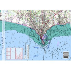 Carte de Saint Pair sur mer