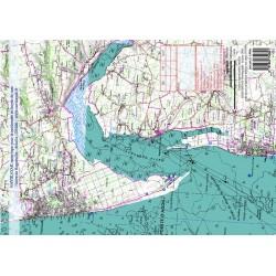 Carte de Havre de Regneville