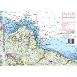 Carte de Omonville la rogue