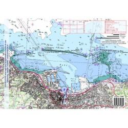 Carte de Cherbourg