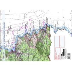 Carte de Cap Cerbère