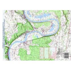 Carte de La Seine