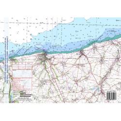 Carte de Saint Valéry