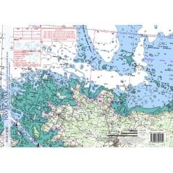 Carte de Ile Vierge