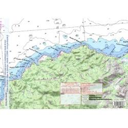 Carte de Golfe de Saint...