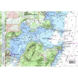 Carte de Golfe de Porto...