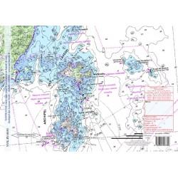 Carte de Archipel des Lavezzi