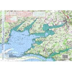 Carte de Baie de Daoulas