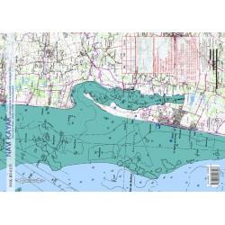 Carte de Havre de la Vanlée