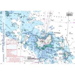 Carte de Ile d'Hoedic