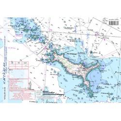 Carte de Ile d'Houat