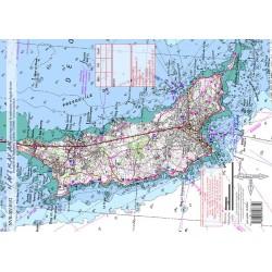 Carte de Presqu'île de...