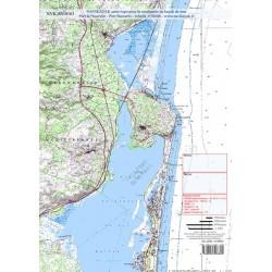 Carte de Port Barcarès