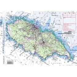 Carte de Ile d'Yeu