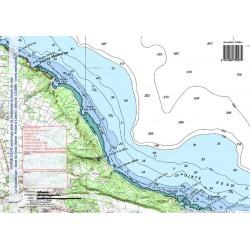 Carte de Pointe à Cabris