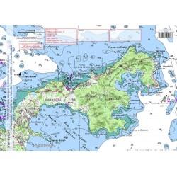 Carte de Presqu'île de la...