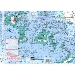 Carte de Ile de Molène