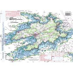 Carte de Ile d'Ouessant