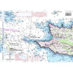 Carte de Pointe du Raz